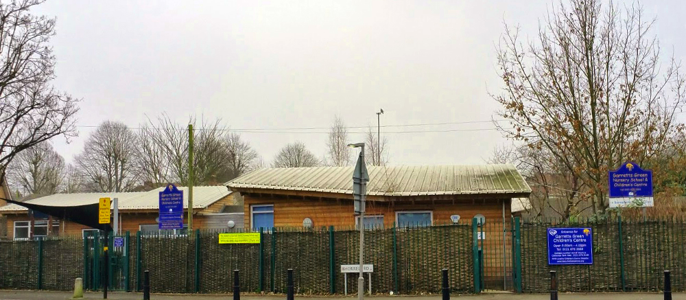 Garretts Green Nursery School Is A Local Authority Maintained Situated On The East Side Of Birmingham Near Boundary With Neighbouring